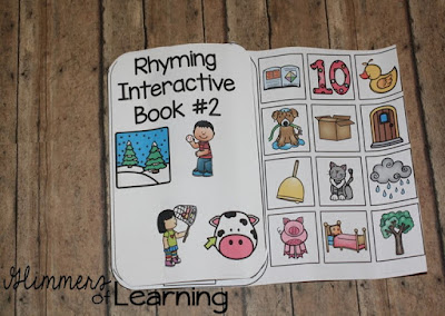 https://www.teacherspayteachers.com/Product/Interactive-Rhyming-Books-2653544