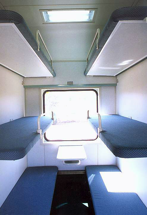 Hungry Whispers Utilitarian Designs Of Sleeper Trains
