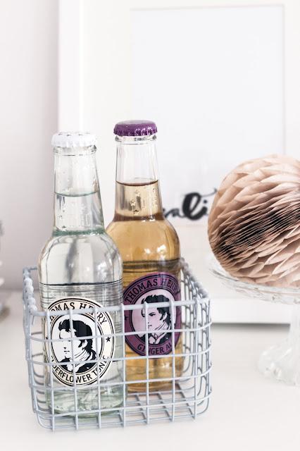 dekorieren mit Flaschen