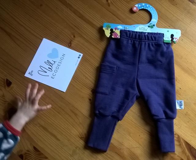 Lapsiperheen ekologiset vaatteet