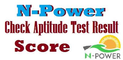 Npower Aptitude Test Result Checker 2017 | Recruitment Assessment Score (July/August)