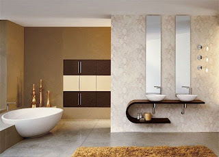 Modern Bathroom Ideas with Modern Vanities