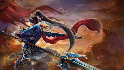 Hướng dẫn cách chơi và lên đồ tướng Triệu Vân