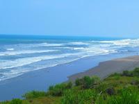 Menikmati Indahnya Pantai Parangtritis