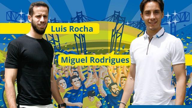 Παναιτωλικός: Αποκτήθηκαν Ρότσα, Ροντρίγκες