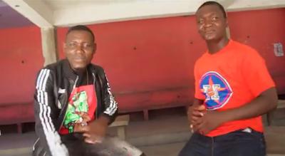Video Ramoa ft Msaga Sumu - Umevurugwaje