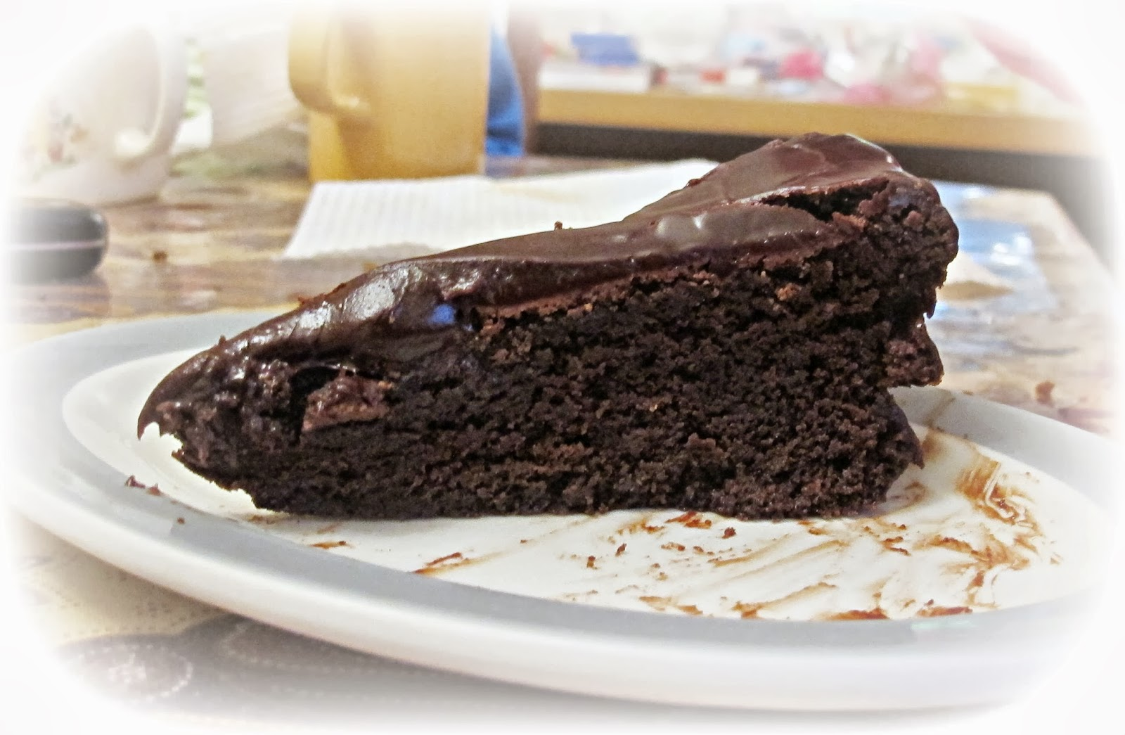 image dark chocolate mudcake mud cake
