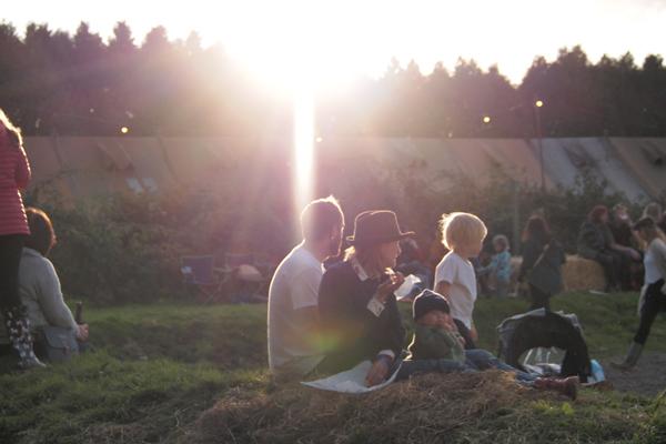 Festival Sunset