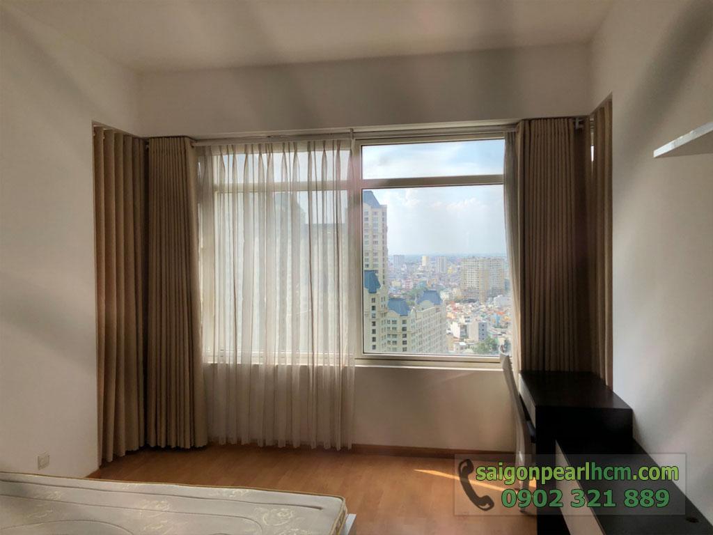 Saigon Pearl Sapphire 2 cho thuê căn hộ tầng 21 dt 92m2 giá thuê $800 - hình 5