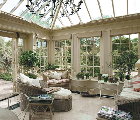 living room conservatories hydrangea hill cottage conservatory living 10848