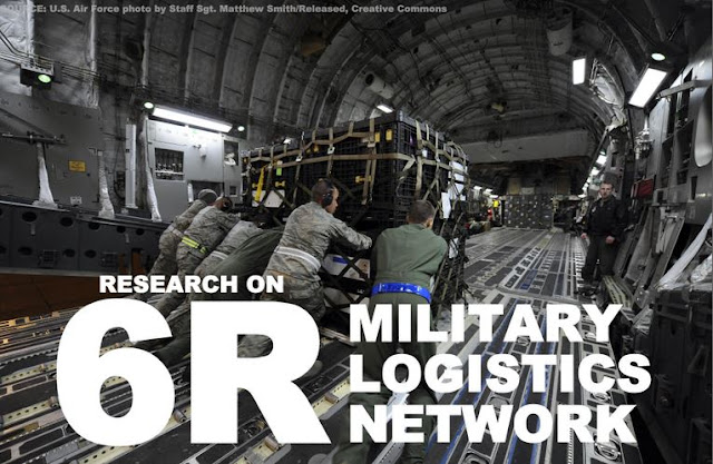 THE PAPER | Research on 6R Military Logistics Network by Wan Jie & Wang Wen