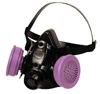 Más información : Máscara de protección respiratoria de silicona NORTH - HONEYWELL