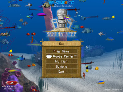 Big Kahuna Reef  PC Game For Windows