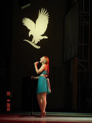 mini-recital Iuliana Puschila