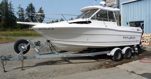 Puget Marina's Used Boats & Outboard Motors Sale!!