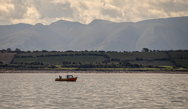 Photo of Bethany Sheila on the Solway Firth