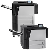 HP LaserJet Enterprise M806 Printer Series Driver & Software Download