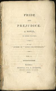 Το εξώφυλλο του βιβλίου κατά την πρώτη έκδοσή του το 1813
