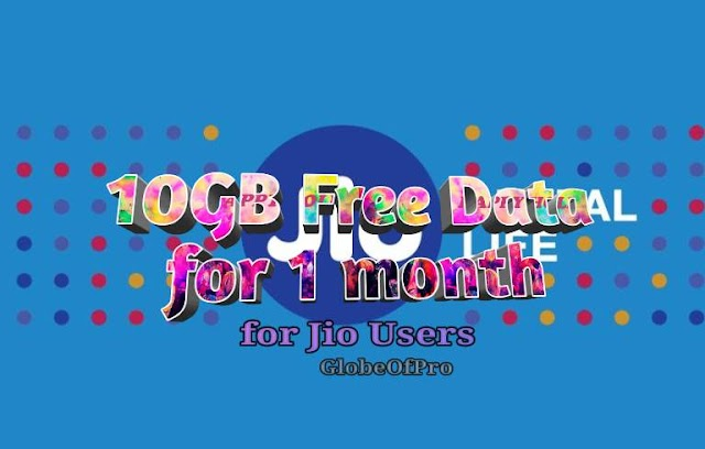 Jio New offer 2018 10 GB FREE Holi Offer for Jio Users 1 month JioInternet trick
