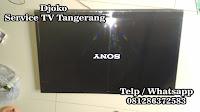 service tv sony bsd serpong tangerang