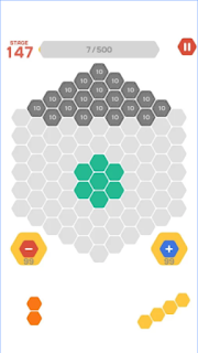 Hexa Block King MOD Apk [LAST VERSION] - Free Download Android Game