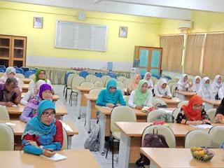 Bintek Model Sekolah Sehat di SMAN 110