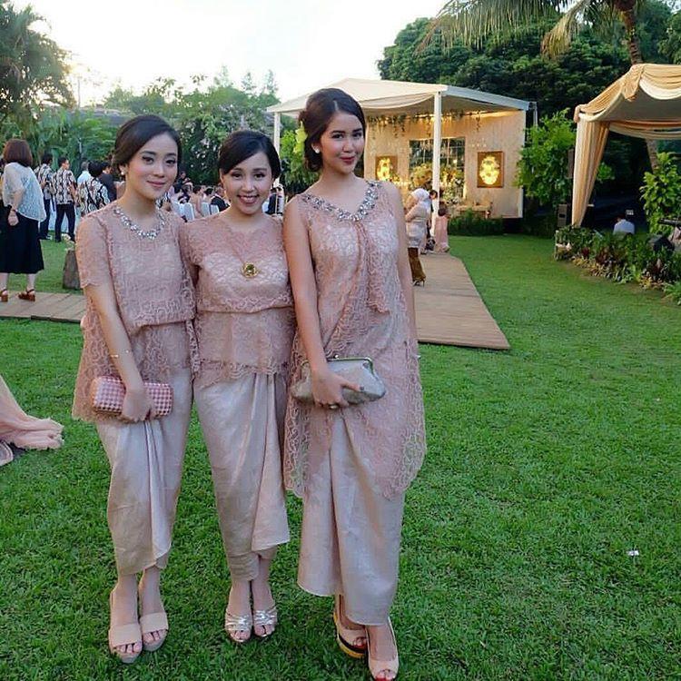 20+ Model Kebaya Muslim Terbaru 2017: Modern & Elegan