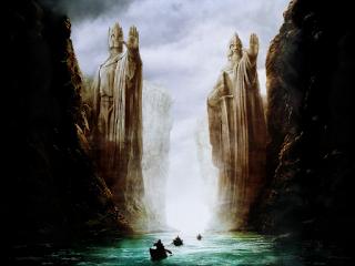Imagem: Filme Senhor dos Anéis - A Sociedade do Anel