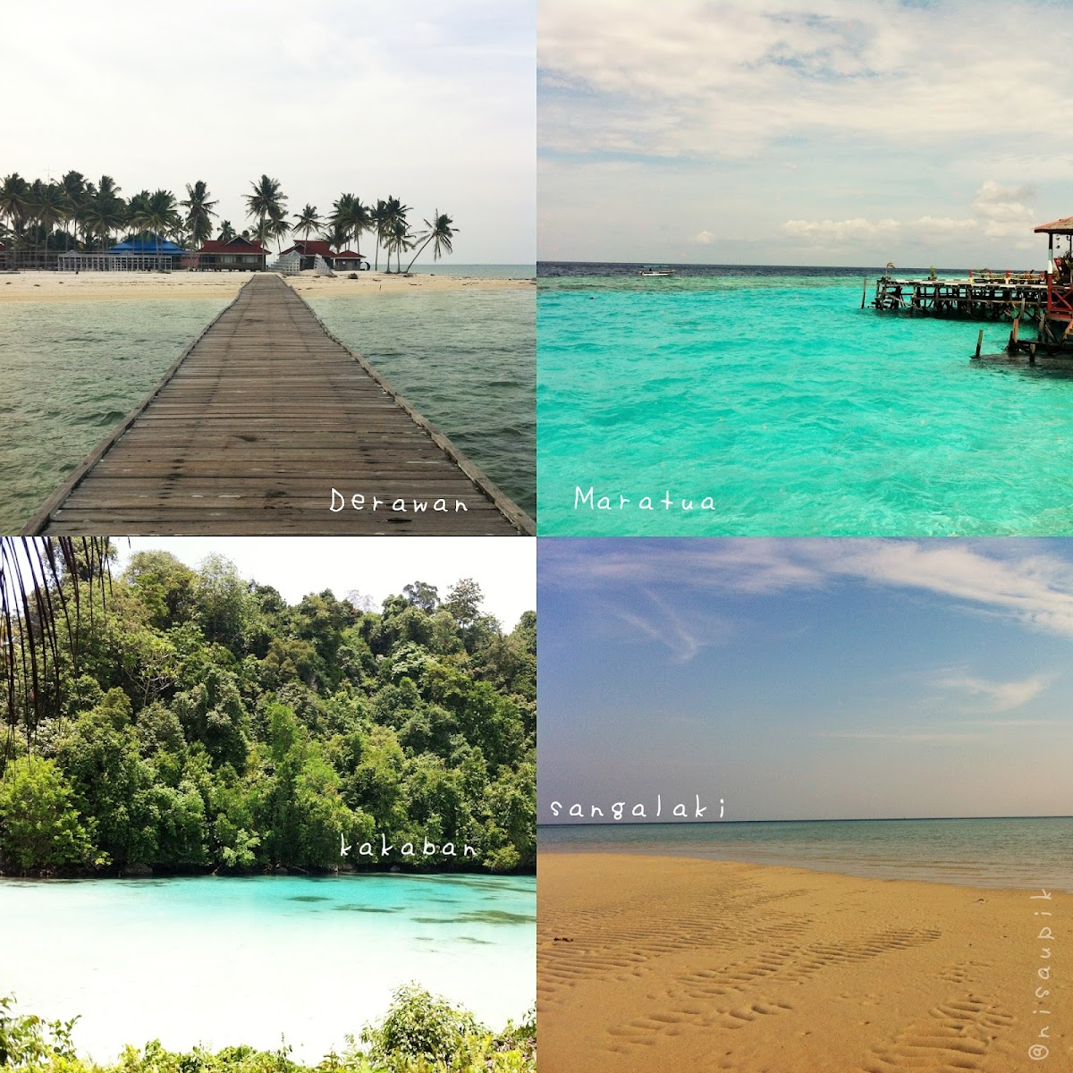 Kepulauan Derawan - Kalimantan Timur