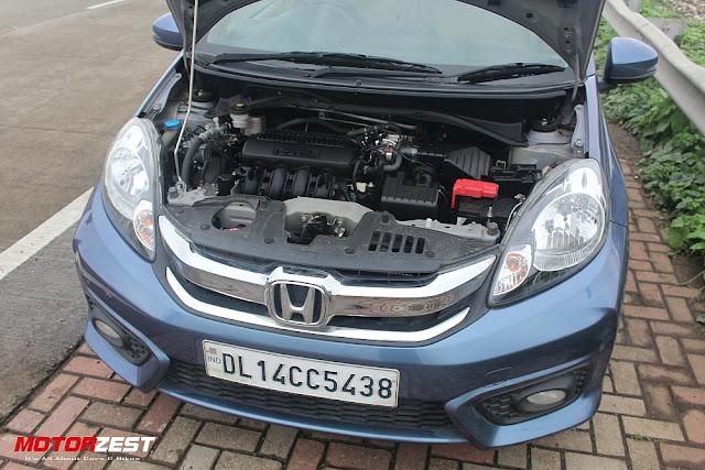 2016 Honda Amaze Petrol Engine