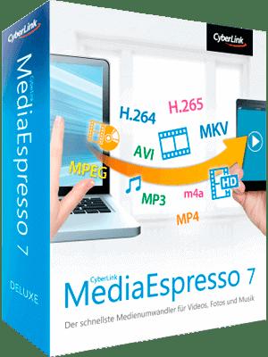 CyberLink MediaEspresso Deluxe