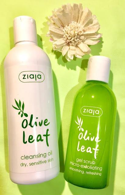 Ziaja Olive leaf