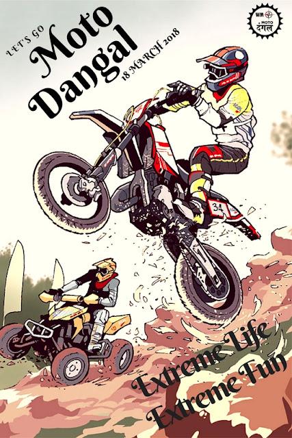 MOTO DANGAL 2018 BY WESTERNMOTORSPORTS
