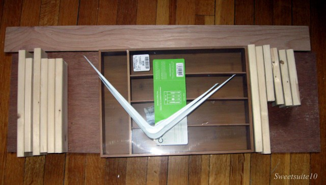shelf Materials