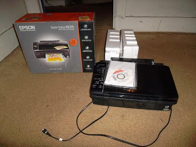reset Epson Stylus NX215