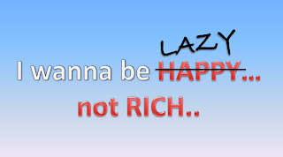 lazy-not-rich
