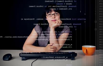mujeres en informatica