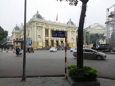 ハノイ・オペラハウス