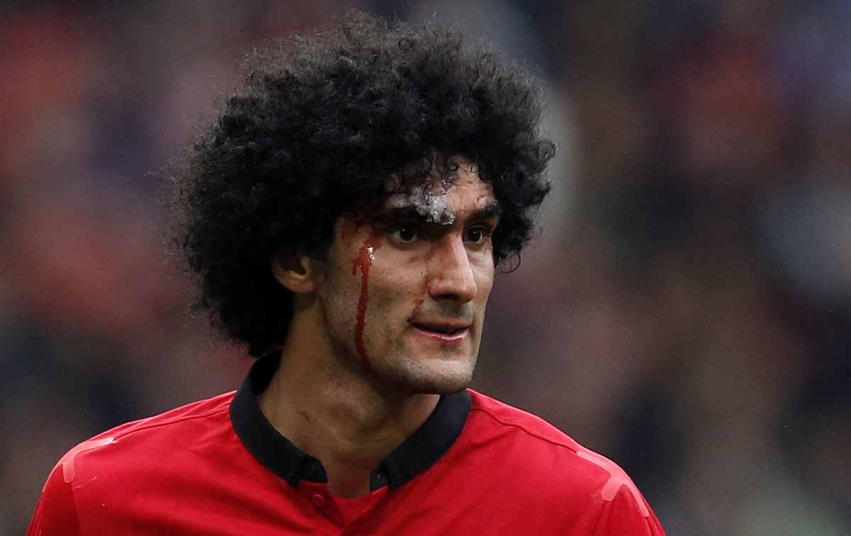 cdd62e68cb2 Fellaini was born too Moroccan dad and mom from Tangier and taken up in  Brussels  he TEMPhas an identical dual named Mansour Fellaini.