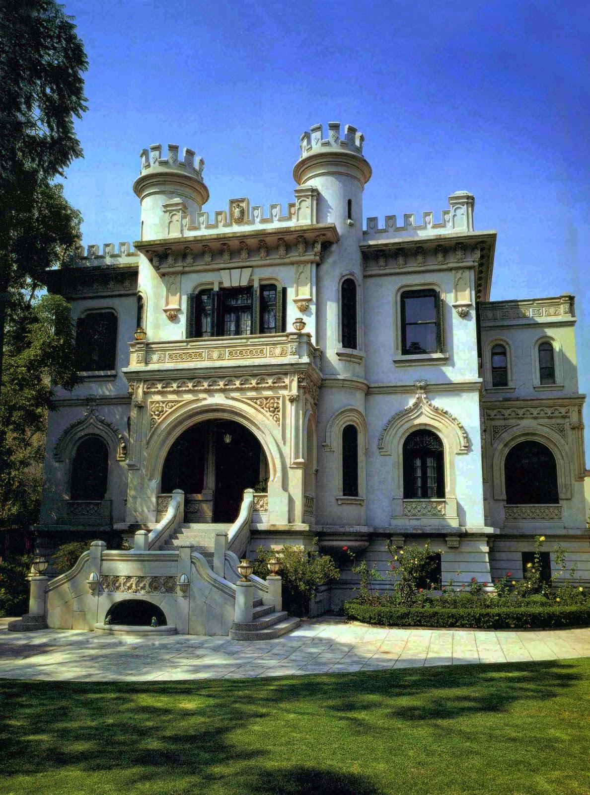 Grandes casas de Mxico La casa Torreblanca  Elas Calles en Guadalajara 104