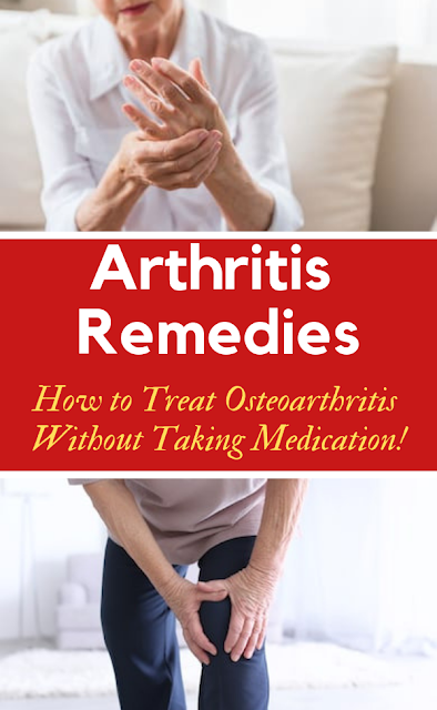 How to Treat Osteoarthritis Without Taking Medication