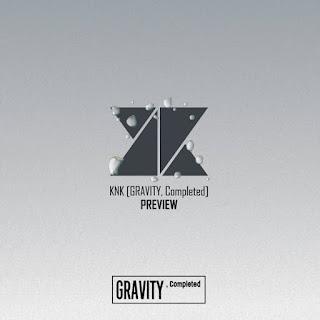 KNK - GRAVITY, COMPLETED Albümü