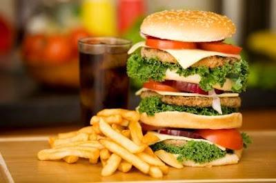 Fast Food Makanan Tinggi Kolesterol