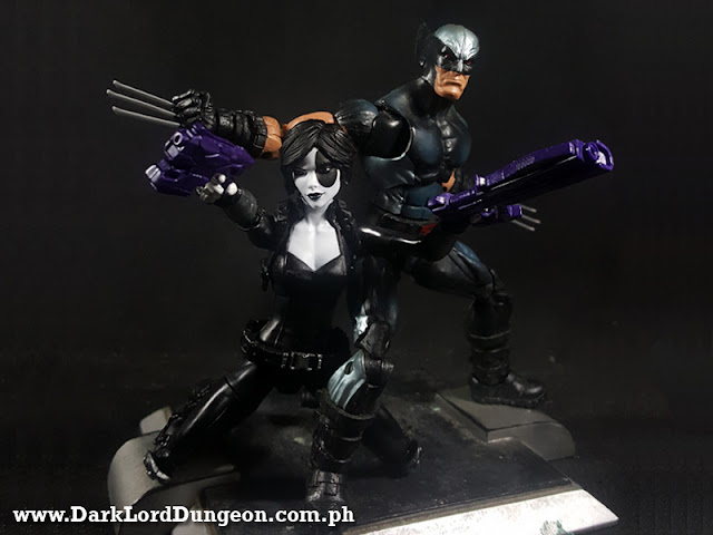 Wolverine and Domino: X-Force: Sex and Violence