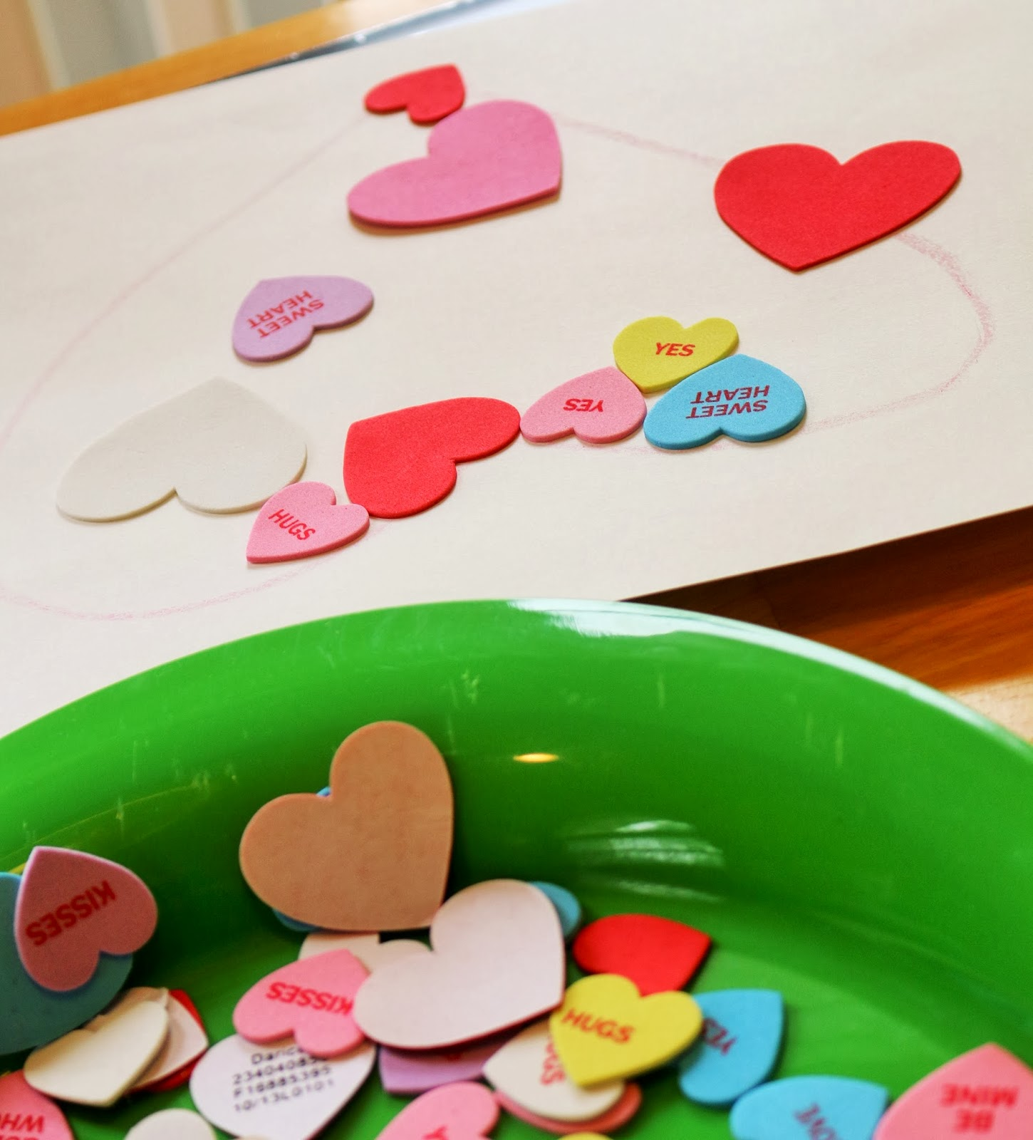 valentine's craft for kids
