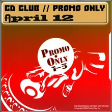 capa CD - CD Club Promo Only April Part 1-3 (2012)