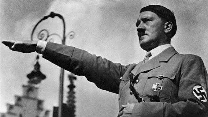 Adolf Hitler missbrauchte 'mazedonische Zustände' für seine Pläne
