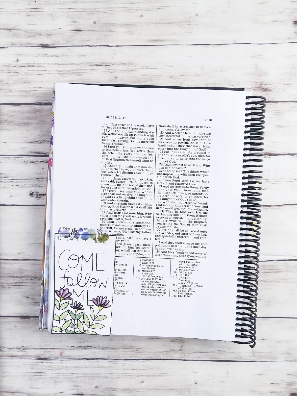 A Lively Hope: New Testament Bible Journal Templates