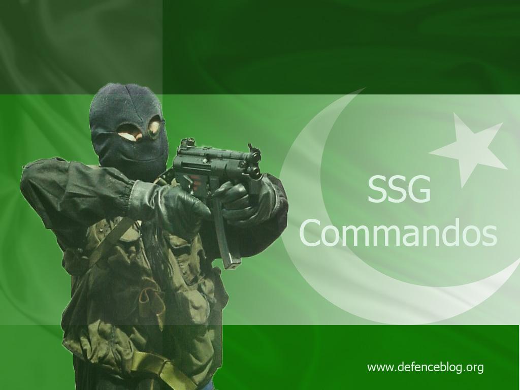 Ssg Commandos Wallpaper: Brave Pakistan Army