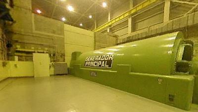 Instalaciones electricas residenciales - generador principal laguna verde